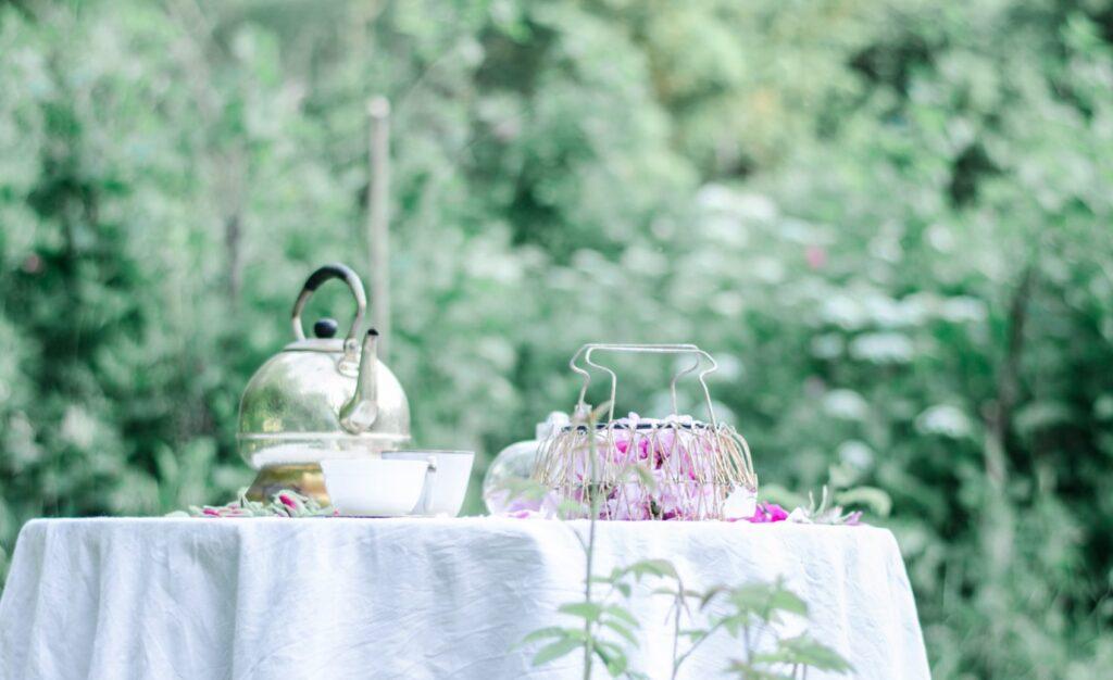 Ekstrakty ziołowe to na przykład herbatka i macerat